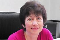 Ida Jenková, starostka Police nad Metují.