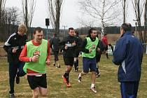 Tréning s prvoligovým týmem pod vedením jeho trenéra absolvovali fotbalisté Hejtmánkovic. Ti toto neobvyklé privilegium vyhráli v projektu Kopeme za fotbal.