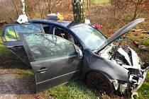 Dopravní nehoda v Jaroměři