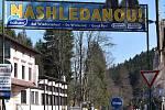 Oprava silnice vedoucí do teplických skal a do Adršpachu se rozběhla.