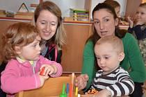 Otevření nové Mateřské školy ve Velkých Petrovicích.
