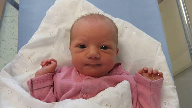 Kamila se narodila v úterý 8. září 2020 v 10:21 hodin. Holčička vážila 3,44 kg a měřila rovných 50 cm.