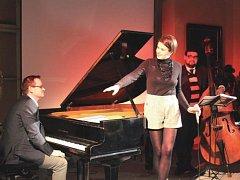 Jazzově upravené písně skupiny Beatles nadchly návštěvníky ArtCafé