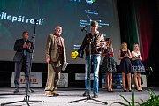 Závěr 39. festivalu české filmové a televizní komedie přinesl vyhlášení vítězů. Foto: hrnecsmichu.cz