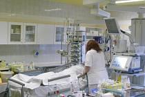 ARO v Oblastní nemocnici Náchod.