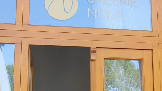 Otevření Galerie Nola dnes obstará vernisáž brazů Lubomíra Typlta. Foto: Deník/Jiří Řezník