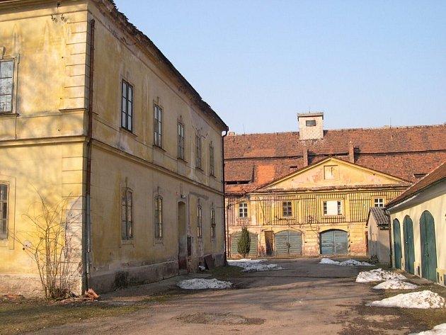 Ruiny v Ratibořicích