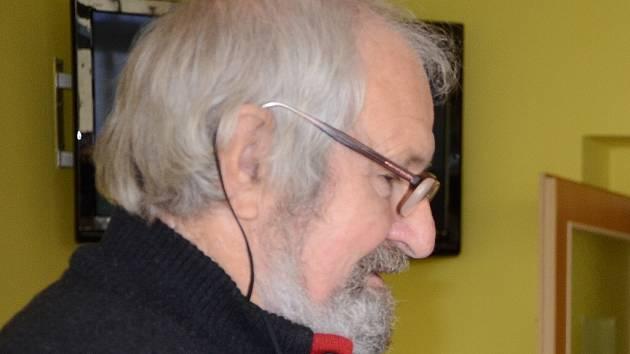 Josef Herman z Náchoda, rodák z Červeného Kostelce, byl místopředsedou volební komise.
