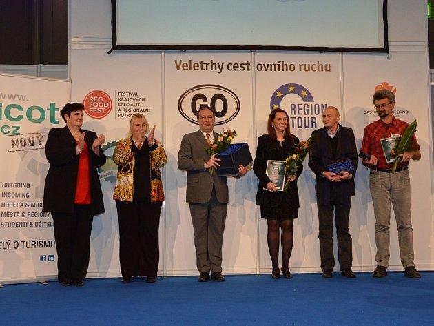 Kladské pomezí získalo 1. místo v prestižní soutěži Velká cena cestovního ruchu.