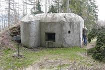 Pěchotní srub T - S 20 Pláň připomene hrdiny regionu.