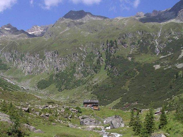 Léto v Alpách strávila Petra Horáčková ze Dvora Králové nad Labem. Z mnoha fotografií, které ze svého pobytu v Rakousku pořídila, se rozhodla do soutěže poslat tento snímek.