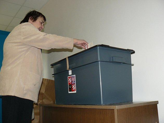 Volby 2008 v Náchodě.