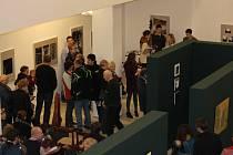 Desátý ročník výtvarné soutěže Naše Galerie, kterou pořádá Galerie výtvarného umění v Náchodě.