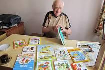 Odešel Jaroslav Cita, známý náchodský kreslíř, animátor a grafik.