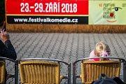 Festivalový program spěje do sobotního finále.