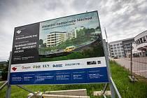 První etapa modernizace ONN za 1,4 miliardy korun začala v polovině roku 2018 a dokončená byla vloni.