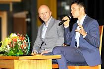 V Kině 70 se konalo vyhlášení nejlepších sportovců Nového Města nad Metují, kterého se v roli hosta zúčastnila i legenda paralympijské cyklistiky Jiří Ježek.
