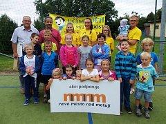 VLONI se příměstského tábora v Náchodě, Broumově a Novém Městě nad Metují zúčastnily více než dvě stovky dětí.