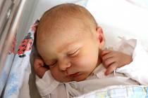 JAN ŠIMEK je Červeného Kostelce. Chlapeček se narodil 27. října 2017 ve 13,13 hodin. Jeho váha byla 3220 g a délka 48 cm. Z Honzíka se radují rodiče Kristýna a Tomáš i tříletá sestřička Eliška.