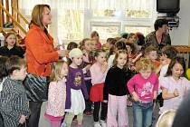 Den otevřených dveří v Mateřské škole v Hronově.