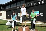 Dvoutýdenní plachtařské Mistrovství České republiky juniorů a akademiků se konalo na letišti ve Velkém Poříčí.