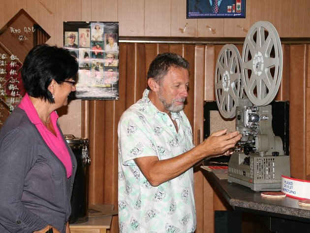 Poslední vesnické kino v Hořičkách promítalo naposledy.