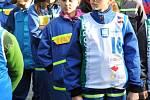 Třináctý ročník oblíbené soutěže mladých hasičů si nenechalo uniknout sedmadvacet pětičlenných hlídek z celého regionu.