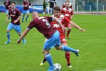 Fotbalisté Náchoda prohráli ve Dvoře Králové po penaltovém rozstřelu.