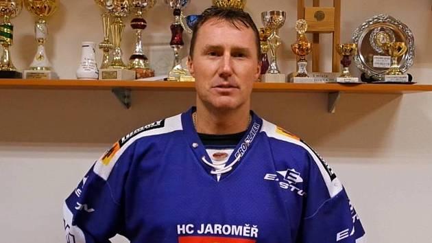 Miloš Růta se utkáním proti Náchodu rozloučí se svojí hráčskou kariérou.