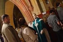 KOSTEL SVATÉHO MIKULÁŠE otevřela všem Noc kostelů.