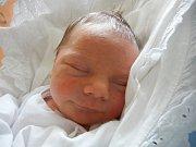 Alex Angermayer ze Slavoňova přispěchal na svět 3. června 2019 v 0,21 hodin. Chlapeček po narození vážil 2560 gramů a měřil 45 centimetrů. Za svého prvního děťátka se radují rodiče Monika a Jiří Angermayerovi.