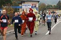 Běh Hronov - Náchod.