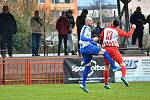 Fotbalová divize C: Sparta Kutná Hora - FK Náchod.