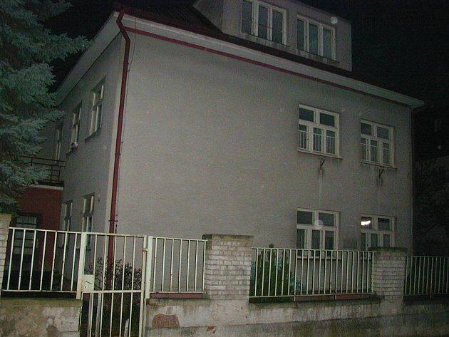 Budova bývalé zvláštní školy