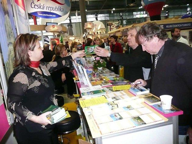 Předpokládá se, že o expozici Kladské pomezí na veletrhu turistických možností Regiontour v Brně bude také v letošním roce velký zájem stejně jako v tom minulém.
