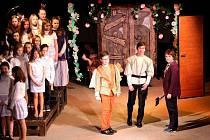 Dětské operky uchvátily dospělé i dětské publikum