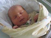 TOMÁŠ VISKOT se narodil 22. prosince 2016 ve 14.13 hodin. Vážil 3380 gramů a měřil 50 centimetrů. S rodiči Jirkou a Míšou a čtyřletým bráškou Vojtou bydlí v Náchodě.