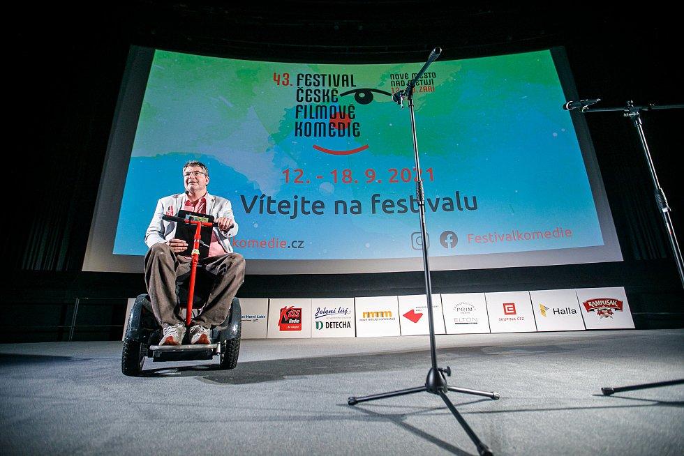43. ročník festivalu české filmové komedie začal v neděli vyprodaným promítáním úspěšného snímku Matky.
