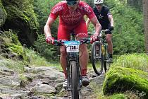 DO CÍLE 23. ročníku MTB marathonu Specialized Rallye Sudety se z 1137 startujících dostalo 962 bikerů a bikerek.