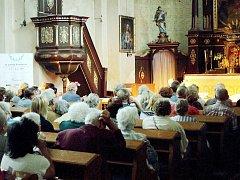 Adršpašský kostel.
