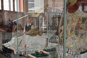 """VÝSTAVA nazvaná """"Osobnosti Náchoda"""", která se pojí s výročím 760 let od první písemné zmínky o městě Náchod, je k vidění ve výstavní síni Regionálního muzea v Náchodě."""