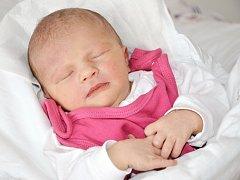 ADÉLA HRYCÍKOVÁ se narodila 17. září 2015 v 0.35 hodin rodičům Monice a Radimovi z Jaroměře. Holčička po porodu vážila 2820 g a měřila 47 cm. Doma má brášky Lukáše (15 let) a Tomáše (11 let).