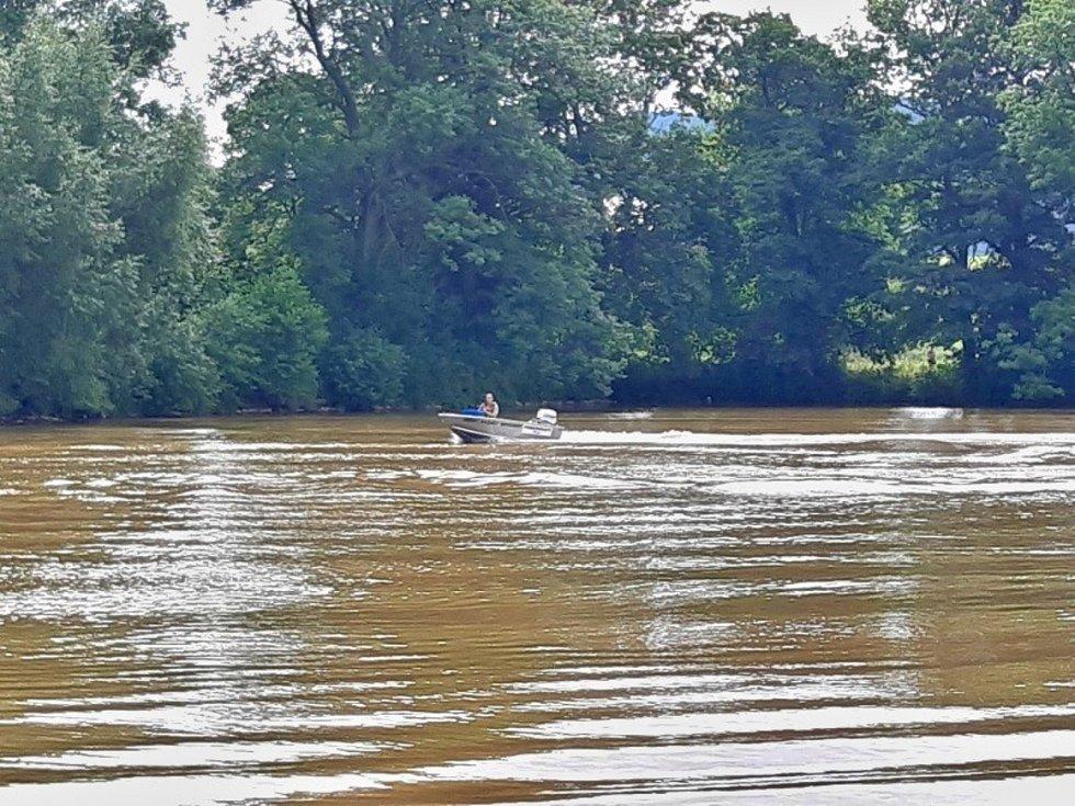Broumovské hasiče čekal ve čtvrtek 6. srpna u rybníku Cígl smutný zásah.