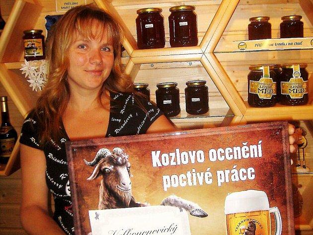 Simona Adamcová.