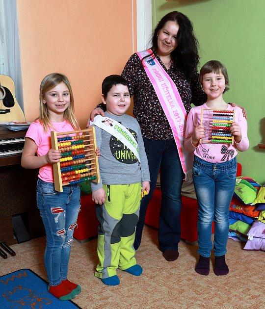 Žáci 1.třídy ze ZŠ Martínkovice