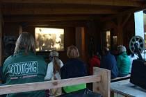V Muzeu magie v Jaroměři byl připraven program ve stylu Bio Ponrepo pro příchozí návštěvníky.