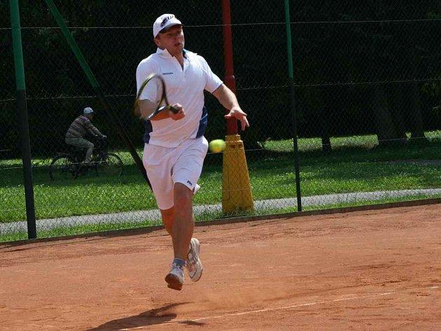 Vítězem pouťového turnaje je stal Jan Ryba.