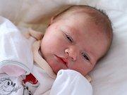 ELIŠKA DRTINOVÁ ze Zvole je prvním děťátkem šťastných manželů Veroniky a Tomáše. Holčička se narodila 3. března 2018 v 15,43 hodin, vážila 3770 gramů a měřila 51 centimetrů.