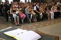 Město Náchod udělilo tituly Žák roku 2011, kterými ocenilo celoroční píli žáků základních škol.