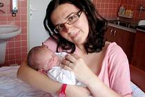 DENISA MARTINCOVÁ se narodila 13. května  2011 v 18:44 hodin s délkou 48 cm a váhou 2925 g. S rodiči Jitkou a Janem má domov v Dobrušce.